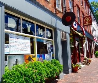 The Dyno Record Store