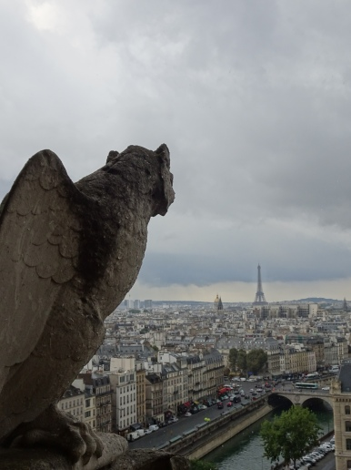 The Gargoyles watch over their city