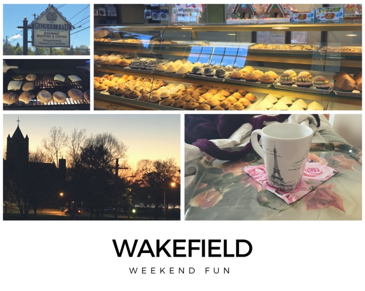 Wakefield collage