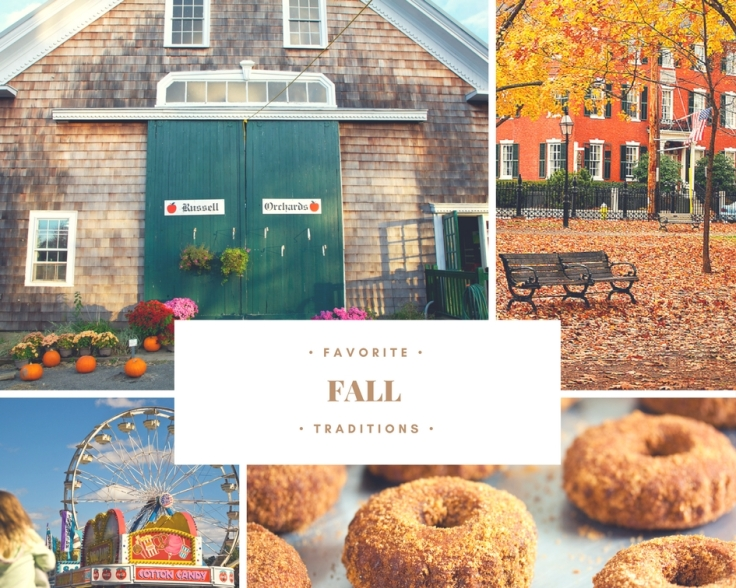 Favorite Fall Traditions