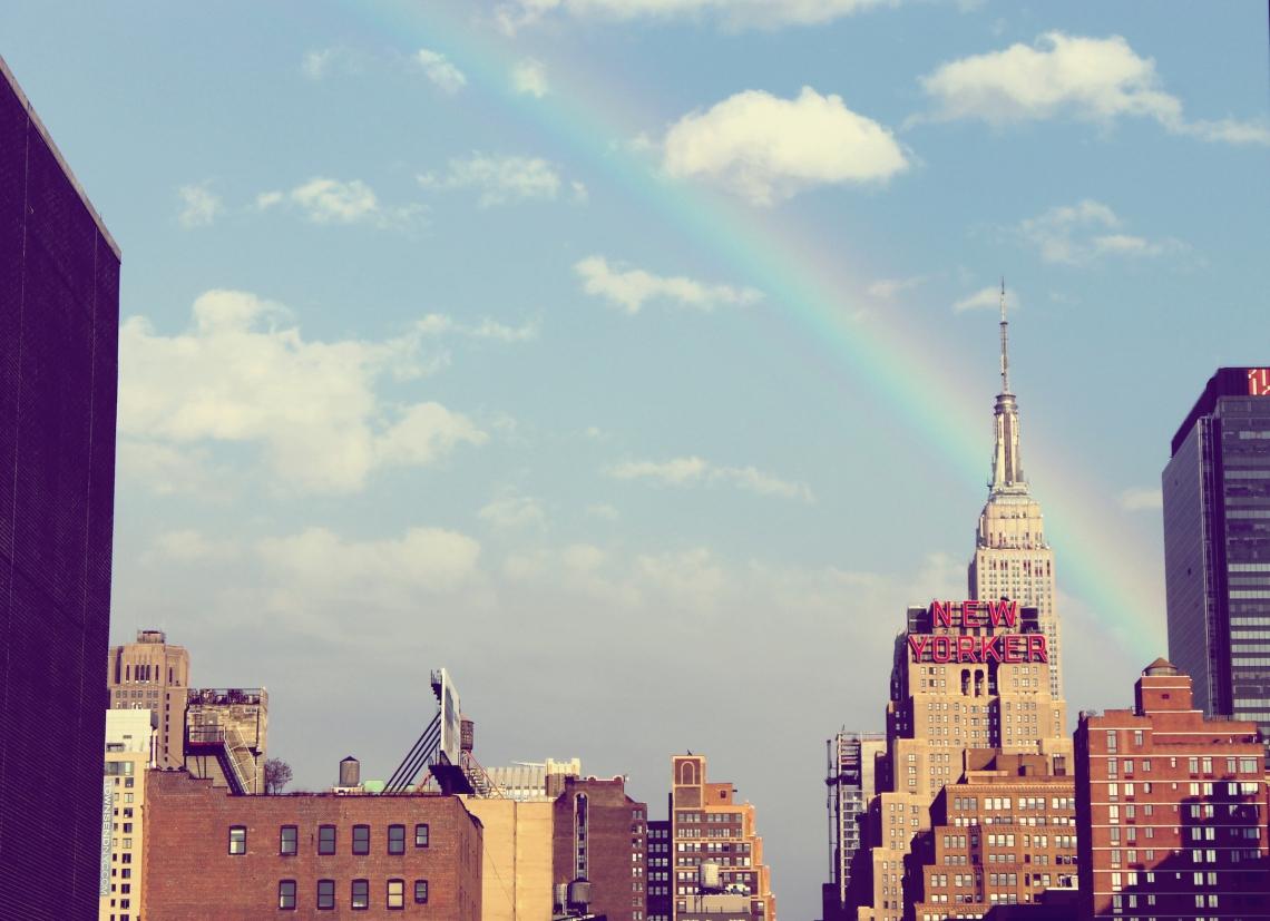 New York City Rainbow