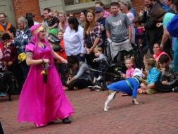video game dog and princess 2